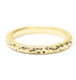 Riverstones Pure ring gold