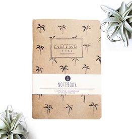 Annet Weelink Design Notitieboek - Palms