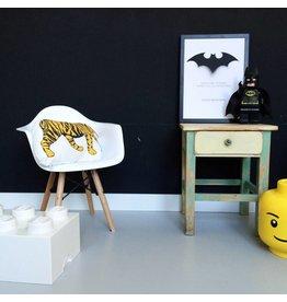 Create your own style Zwarte lijst Always Be Batman