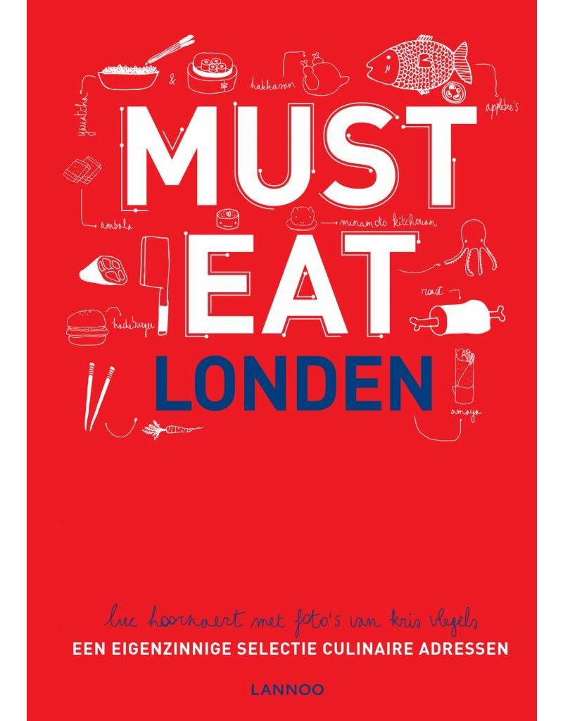 Must Eat Londen reisgids