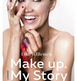 Make up. My story - beauty boek