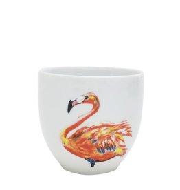 Catchii Flamingo koffiekop