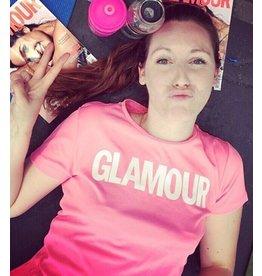 Neonroze sport T-shirt Glamour Health Challenge