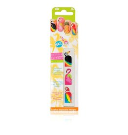 Nagelstickers Tropical
