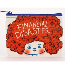 Portemonnee financial disaster