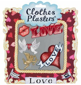 Kleding patches love