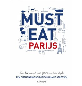 Must Eat Parijs Reisgids