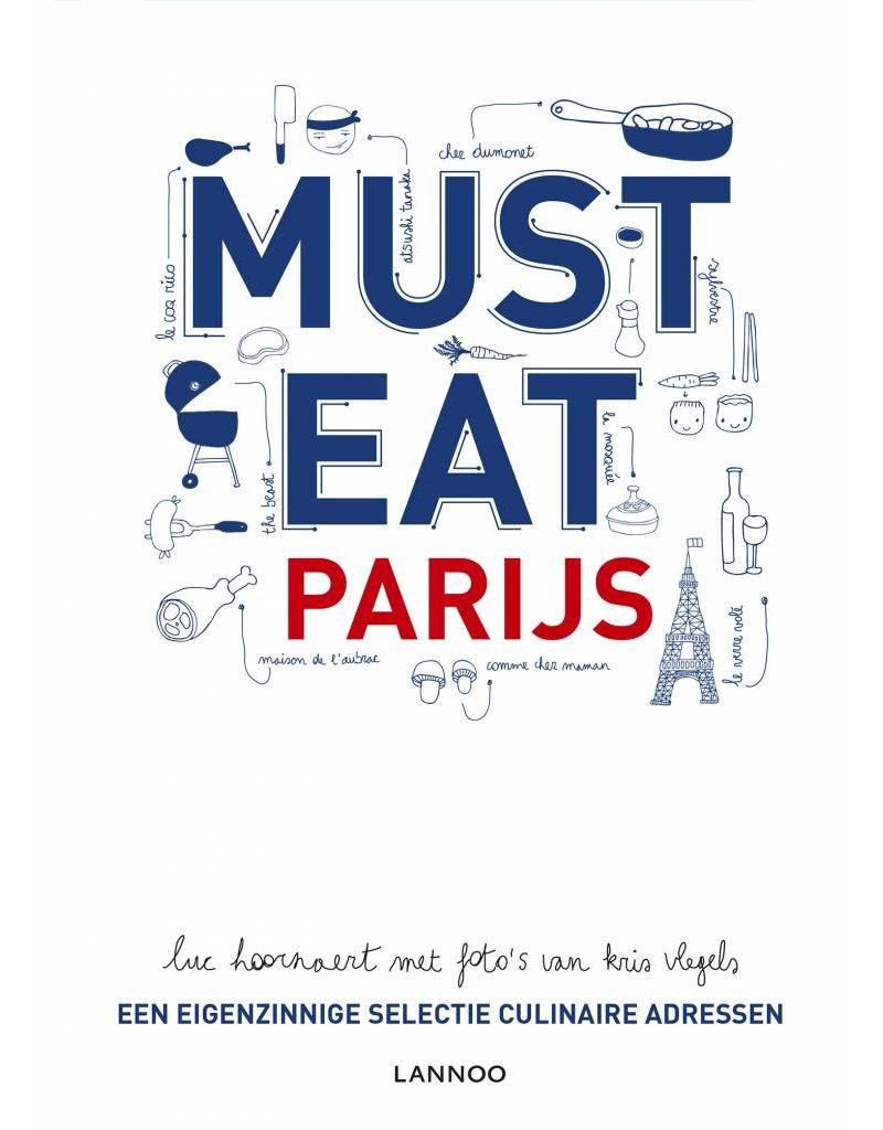 Must Eat Parijs Reisgids