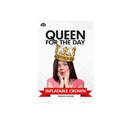Kroon queen for a day