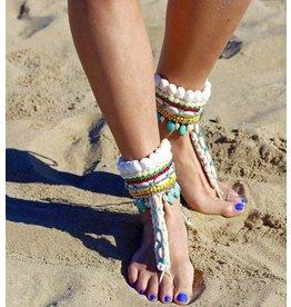 Guyara Barefoot sandalen Ibiza