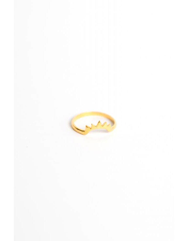 Wildthings Ring Empire goud