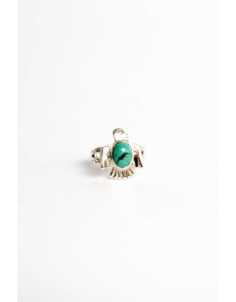 Wildthings Ring Eagle zilver