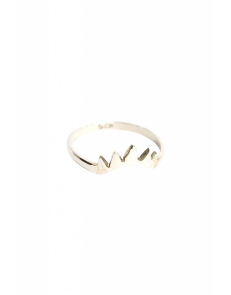 Wildthings Ring Empire zilver