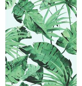 Designed for Living Jungle Behang licht groen