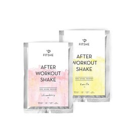 Fitshe 2 pack After Workout Shake