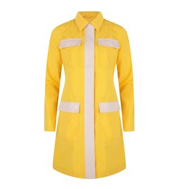 Rainfest Gele regenjas
