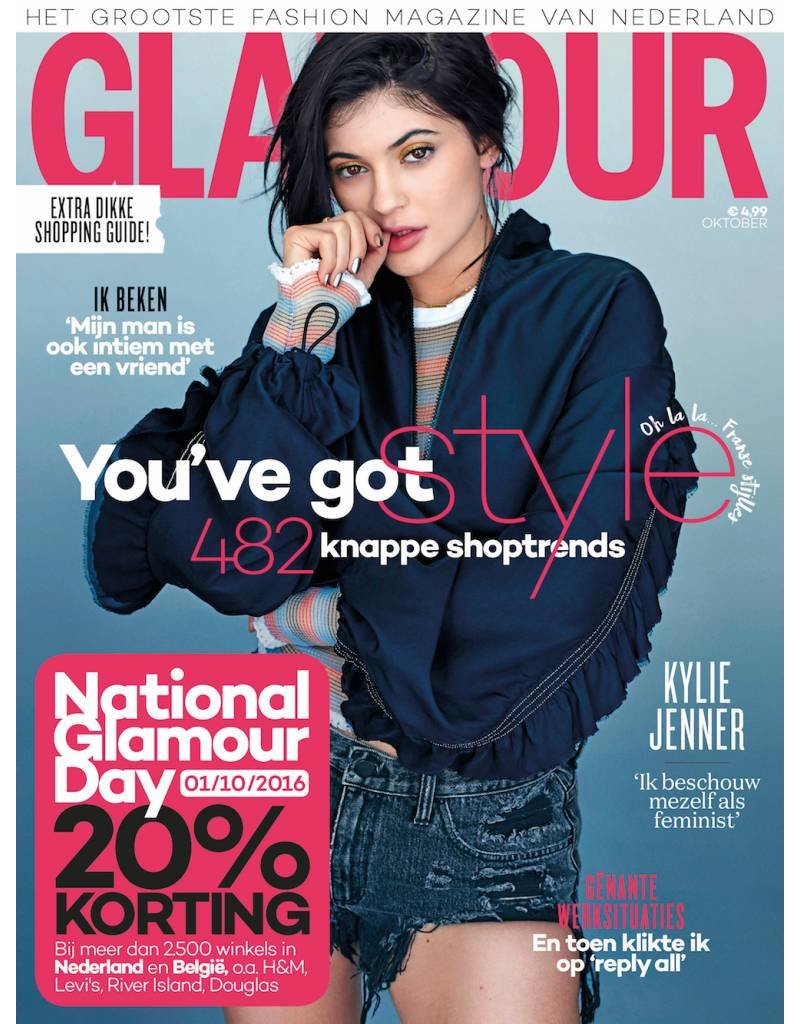 Glamour editie 10