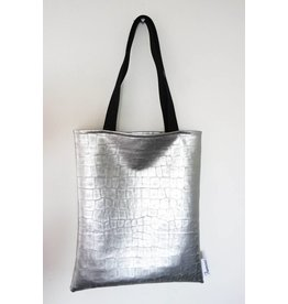 Fameuz Metallic tote bag limited edition
