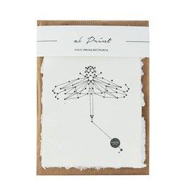 Animaal Amsterdam Libelle print