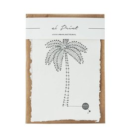 Animaal Amsterdam Palmboom print