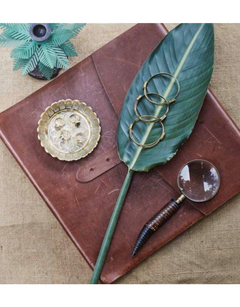 A la Kumuda flower bowl maat L