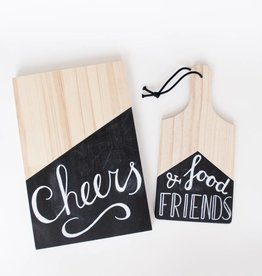 IMAKIN DIY pakket houten snijplanken