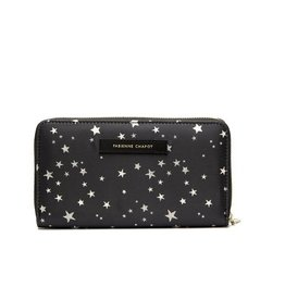 Fabienne Chapot Zwarte portemonnee met sterretjes