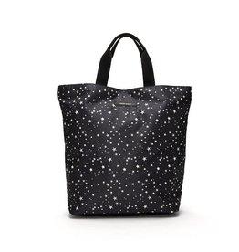 Fabienne Chapot Zwarte tote-bag met sterretjes
