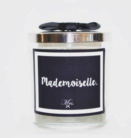 Mrs.Designs Geurkaars Mademoiselle