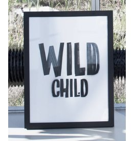Create your own style Wild child print
