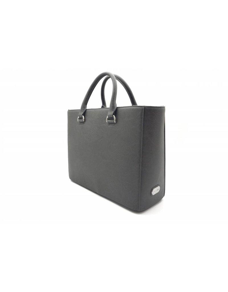Denise Roobol Grijze handtas - daily bag