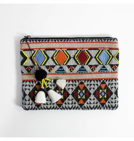Return Tribal clutch