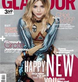 Glamour editie 1/2 met gratis nieuwjaarskaart