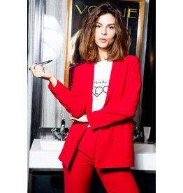 Daylliance Rode blazer
