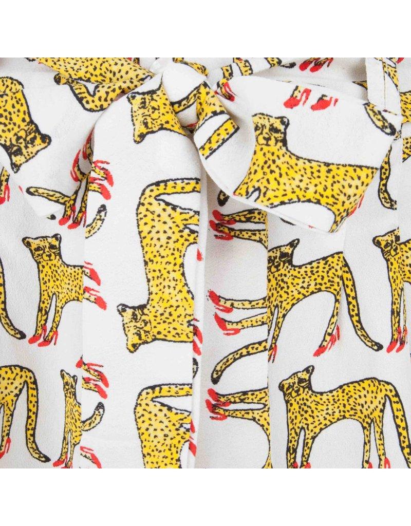 Fabienne Chapot Short met cheetahs