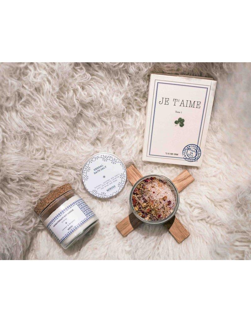Mirins Aromatherapie kaars - calming