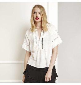Fabienne Chapot Witte top