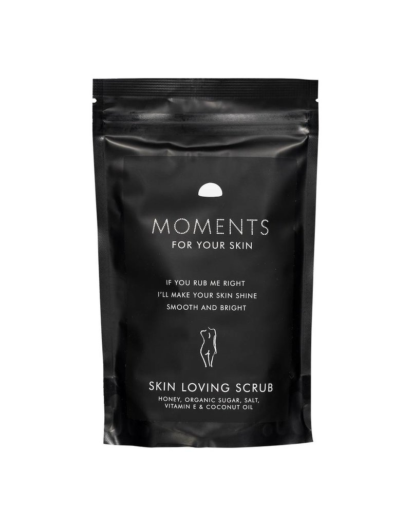 Moments of Light Scrub in A bag