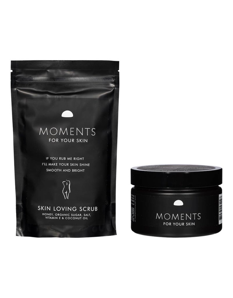 Moments of Light Whipped Body Butter