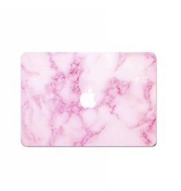 My Interior Musthaves Marble Pink macbook Air sticker