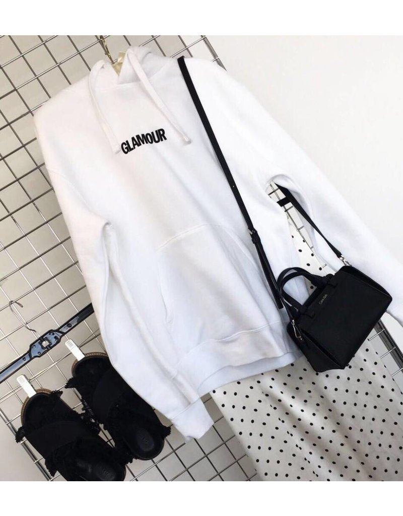 Glamour hoodie