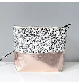 Annet Weelink Design Beauty bag Pebble Beach