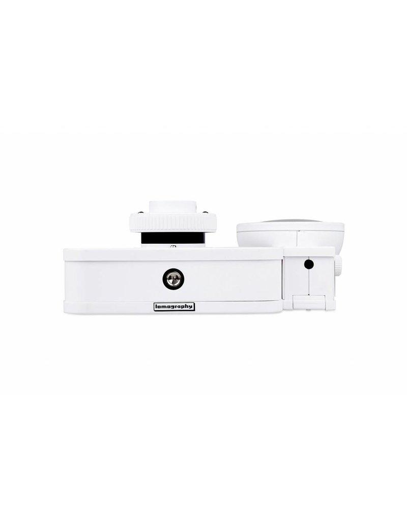 Lomography Camera DIY La Sardina met flitser