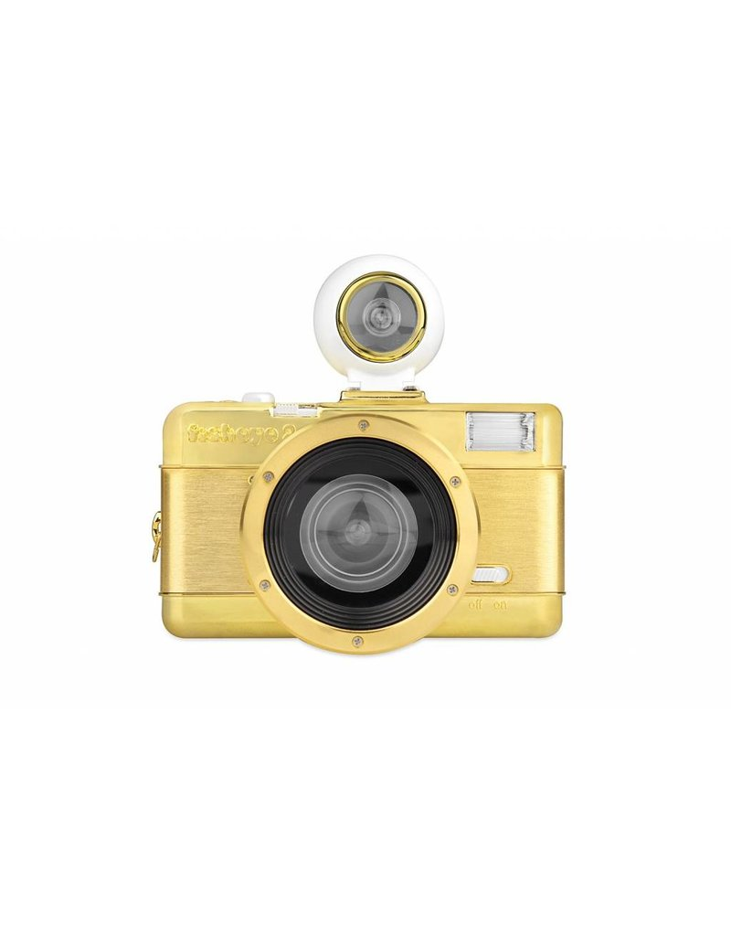 Lomography Fisheye 2 Package Gold Edition