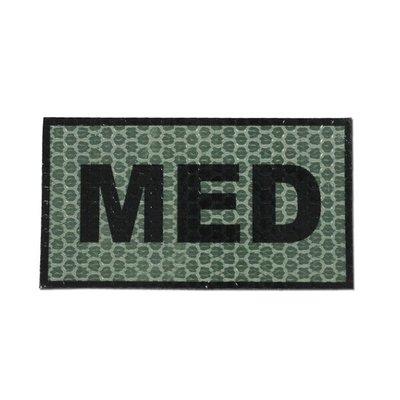 KAMPFHUND MED Patch (Green)