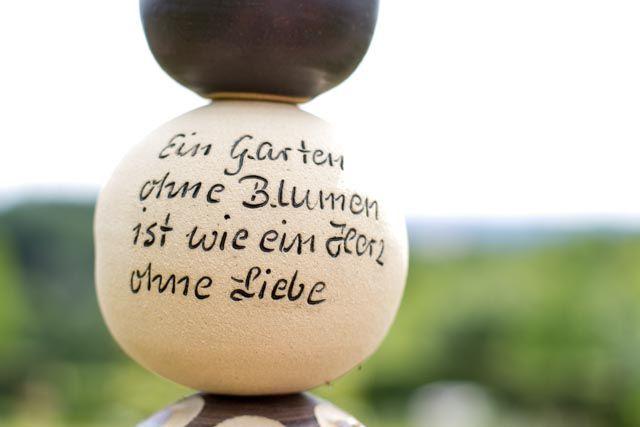 """Stele """" Die Romantische"""""""