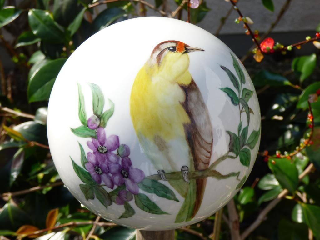 Rosenkugel Singvogel