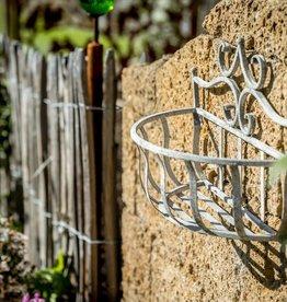 Wandkorb zum bepflanzen g rten f r auge seele for Glasvase bepflanzen