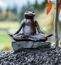 Yoga- Frosch