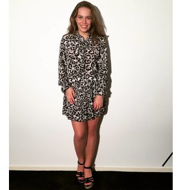 by Natascha Leopard dress Nohemi
